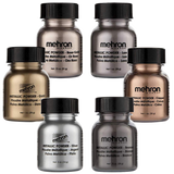 Mehron Metallic Powder Rose Gold - The Make Up Center