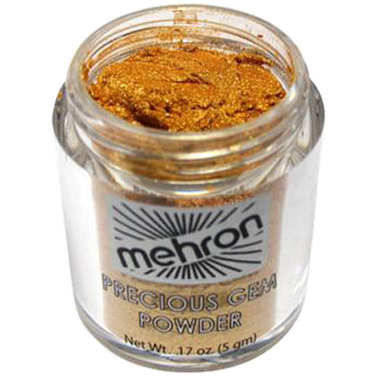 Mehron Precious Gem Pigmento Topaz - The Make Up Center