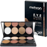Mehron E.Y.E. Powder Matte Palette - The Make Up Center