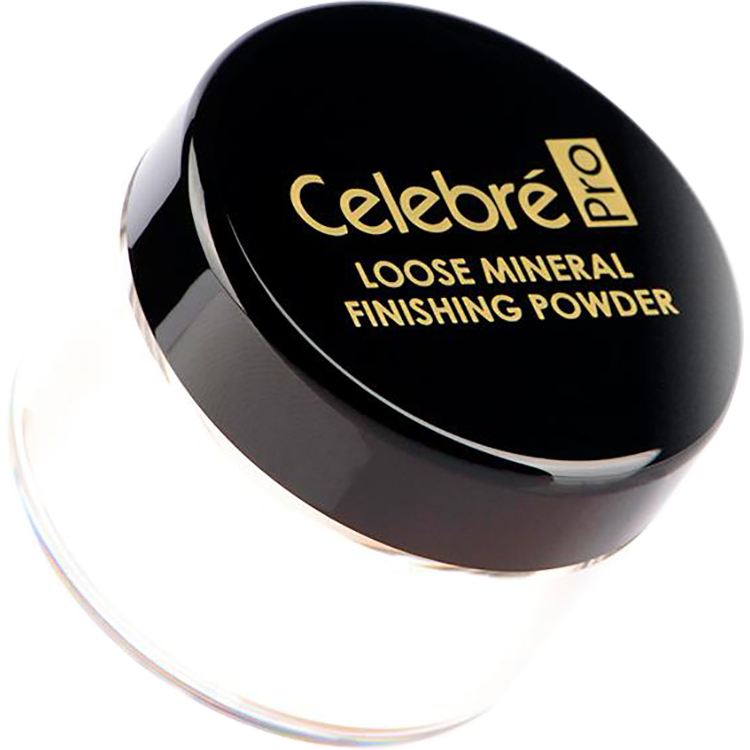 Mehron Celebre Loose Mineral Finish Powder Translucent - The Make Up Center