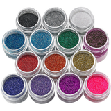 Mehron Paradise Glitter Silver - The Make Up Center