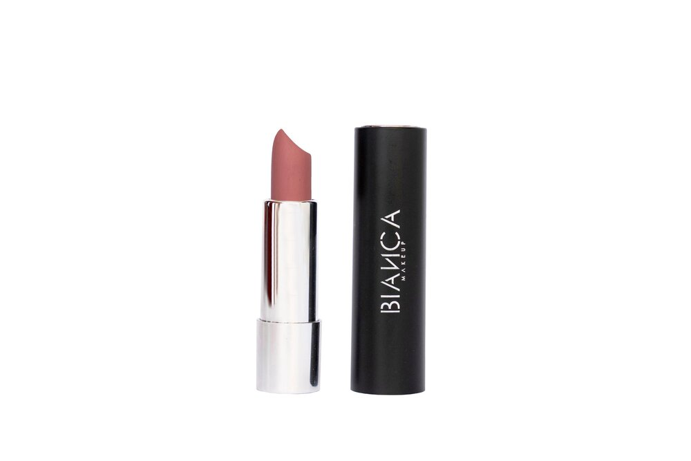 Bianca Makeup Labial en Barra Mate Color Nude - The Make Up Center