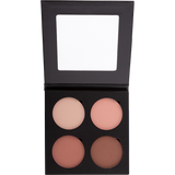 Atelier Paleta de 4 Rubores HD BL3DN  (Nude) - The Make Up Center