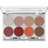 Kryolan Glamour Glow Paleta 8 colores Indulgence - The Make Up Center