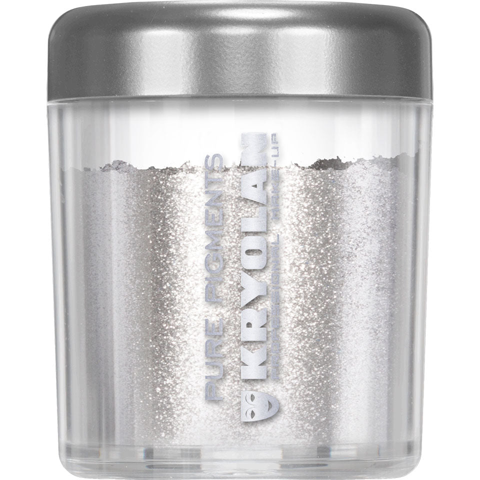 Kryolan Pure Pigments Metallic Silver - The Make Up Center
