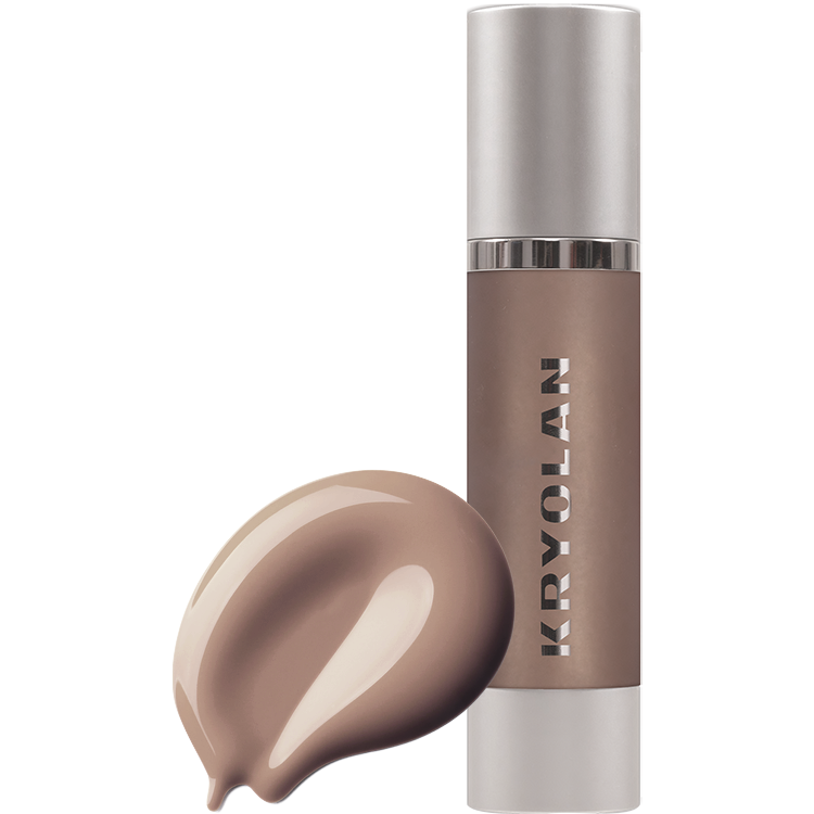 Kryolan Tinted Moisturizer Tm3 - The Make Up Center