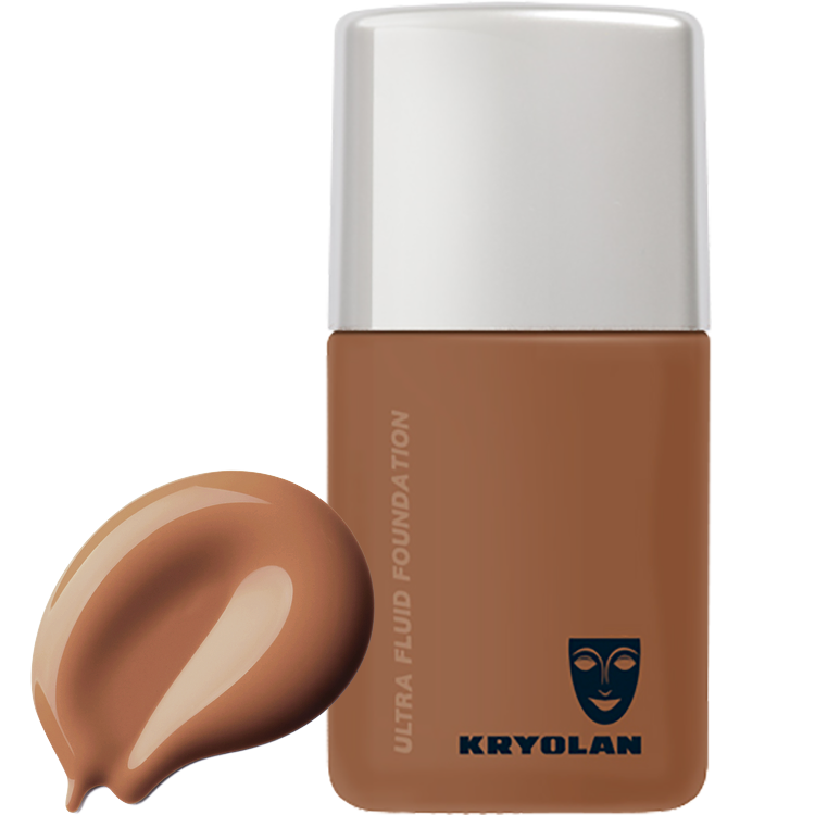 Kryolan Ultra Fluid Foundation Olive S3