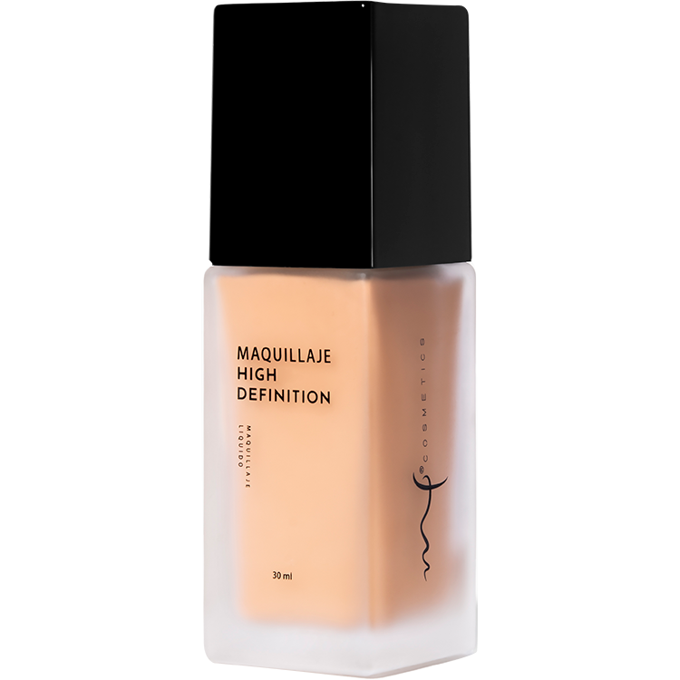 Marifer Cosmetics Base de Maquillaje Liquido HD Golden Caramel - The Make Up Center