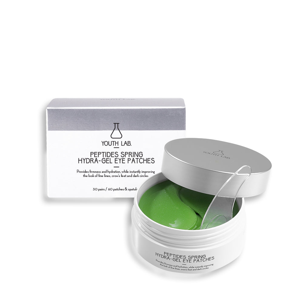 Parches para Ojos Hydra-Gel Peptides Spring Youth Lab