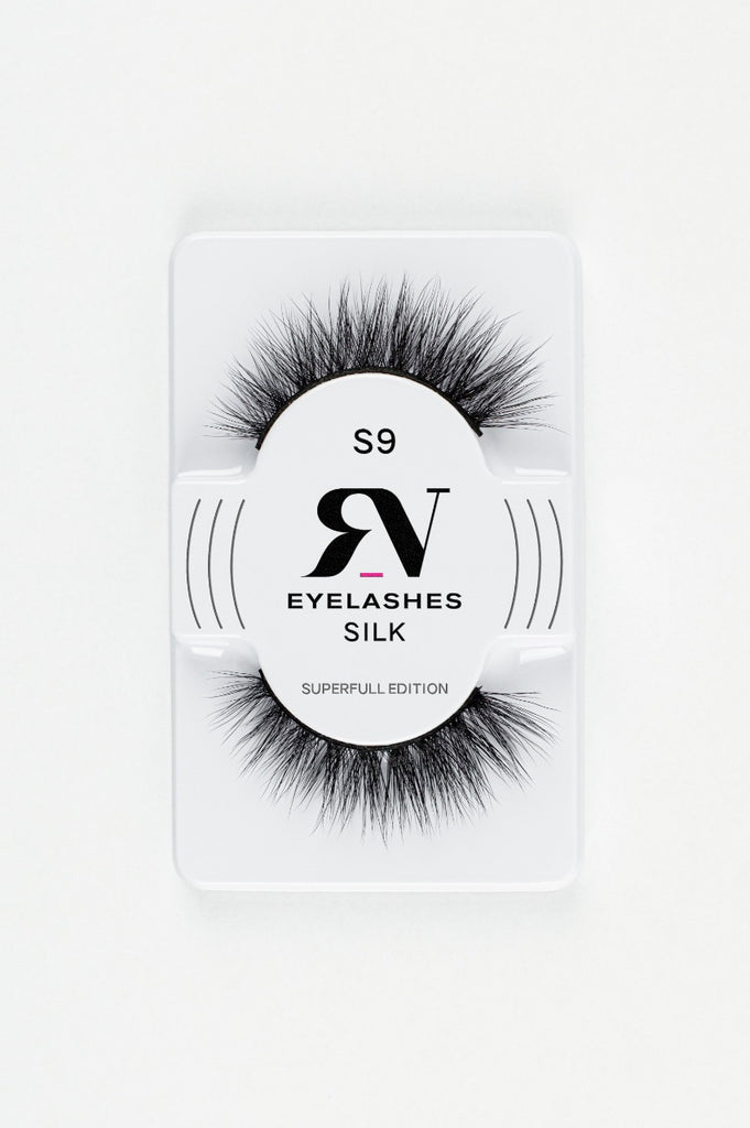 RV Eyelashes Pestaña de Seda RV # S9 - The Make Up Center