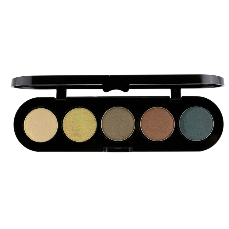 Atelier Paleta de 5 Sombras T18 (Amazon) - The Make Up Center