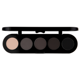 Atelier Paleta de 5 Sombras T20 (Smoke Variation) - The Make Up Center