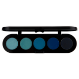 Atelier Paleta de 5 Sombras T25 (Aquatic) - The Make Up Center