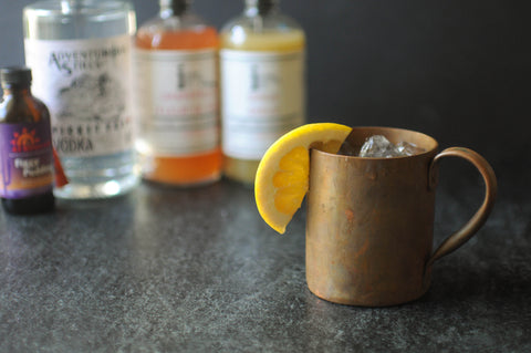 adventurous happy hour with iconic cocktail co handcrafted cocktail mixers