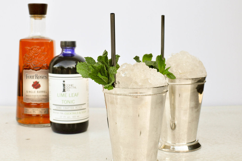 Kentucky Derby Mint Julep Recipe