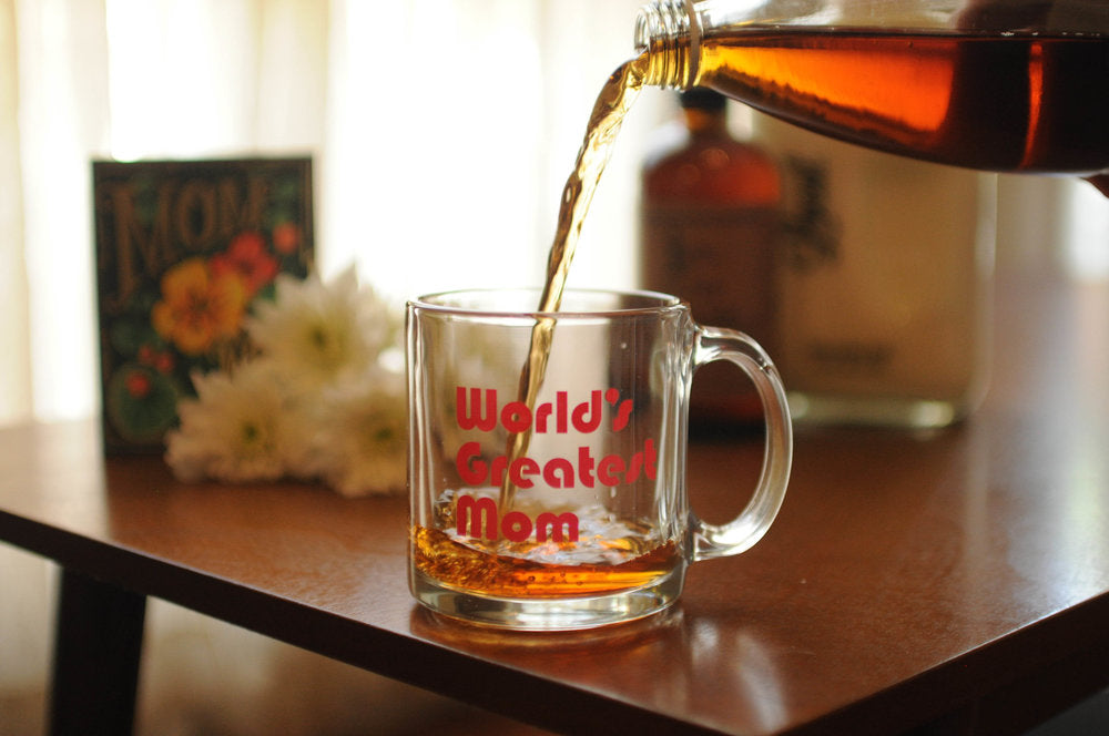 Find this World's Greatest Mom mug at  Frances Vintage  in Central Phoenix!