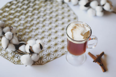 Spiked Hot Cocoa with Arizona Whiskey and Iconic Cocktail Co
