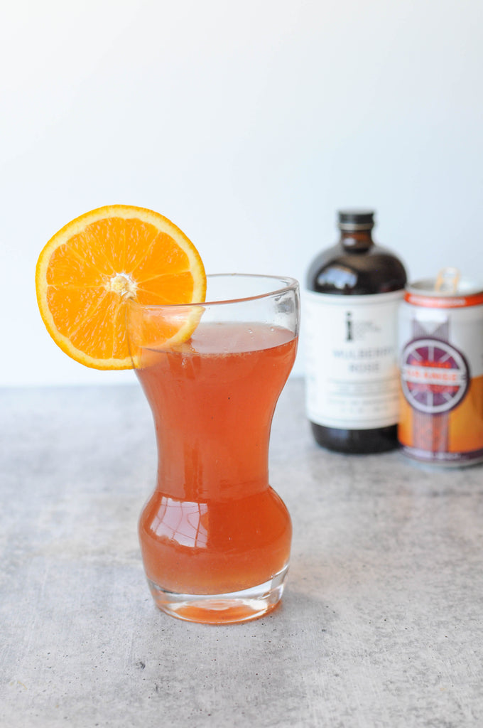 Summer Shandy with Iconic Cocktail Co.