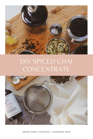 Standard Chai Concentrate Recipe