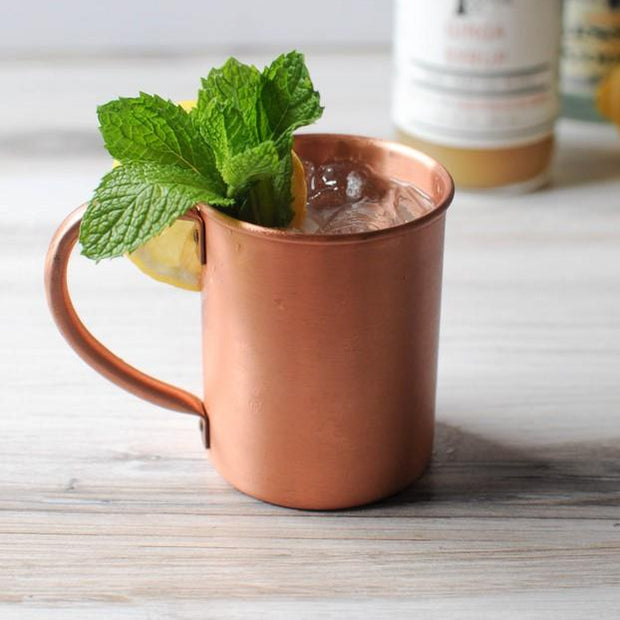 ginger moscow mule