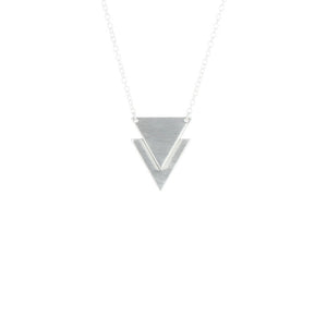 Lotus Jewelry Studio - Andes Silver Necklace