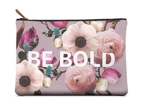 Studio Oh! - BE BOLD Large Zippered Pouch