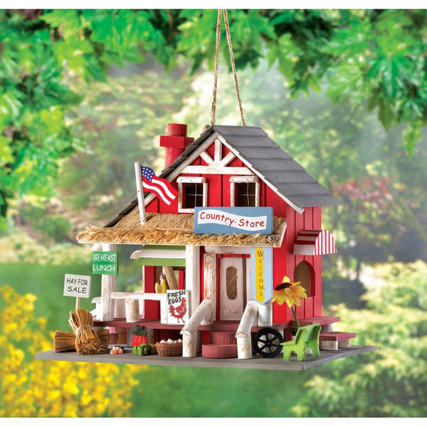 Two Charmed Gals Country Store Birdhouse