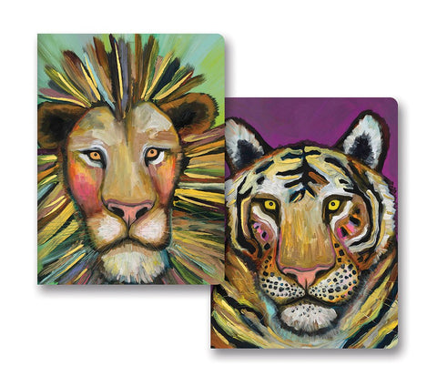Studio Oh! - Majestic Animals Notebook Duo by Eli Halpin