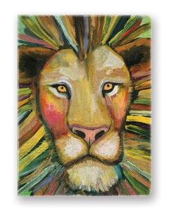 Studio Oh! - Majestic LION - Medium Deconstructed Journal