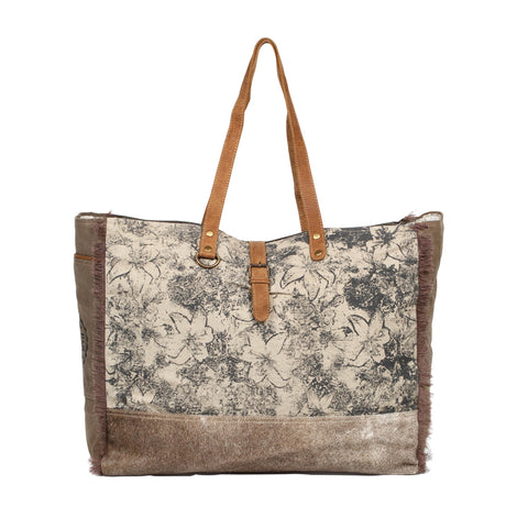 Myra Bag - Floweret Weekender Bag