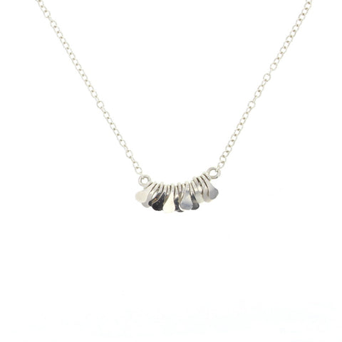 Lotus Jewelry Studio - Silver Mesi Necklace