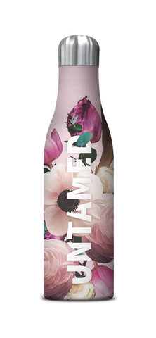 Studio Oh! - Floral Expressions UNTAMED - 17 oz. Insulated Stainless-Steel Water Bottle