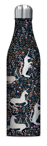 Studio Oh! -  Stay Magical UNICORNS - 25 oz. Insulated Stainless-Steel Water Bottle by Sonia Cavallini