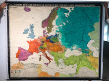 Load image into Gallery viewer, Massive Vintage Map of Europe