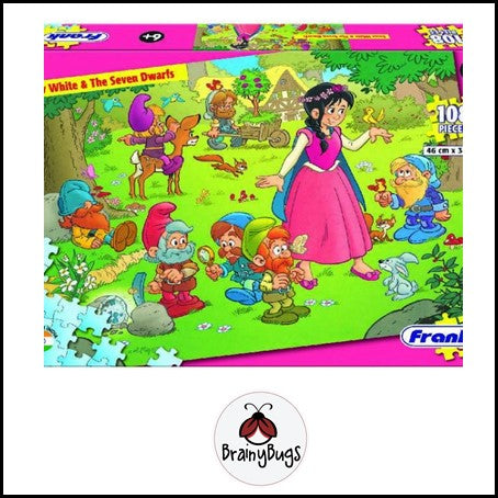 Snow White 108 piece Puzzle