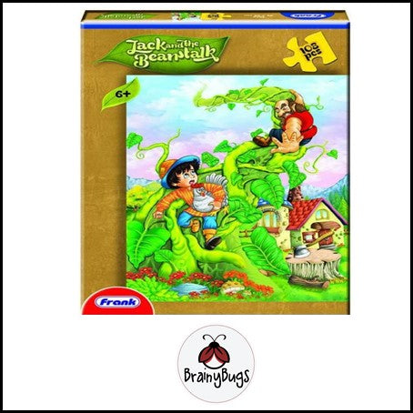 Jack and the Beanstalk 108 piece Puzzle
