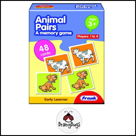 Animal Pairs - A memory Game