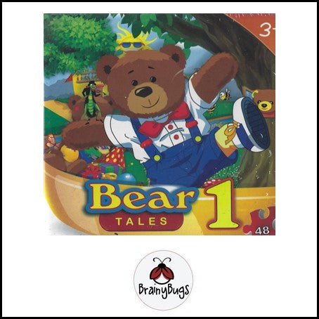 Bear Tales 48 Piece Puzzle