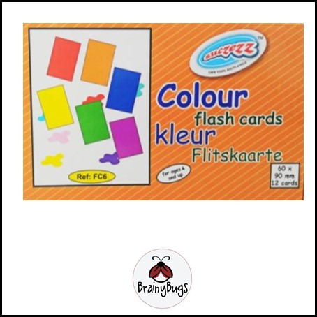 Colour Flash Cards