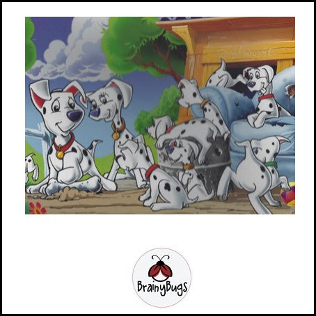 Spotty Dog 36 Piece Puzzle