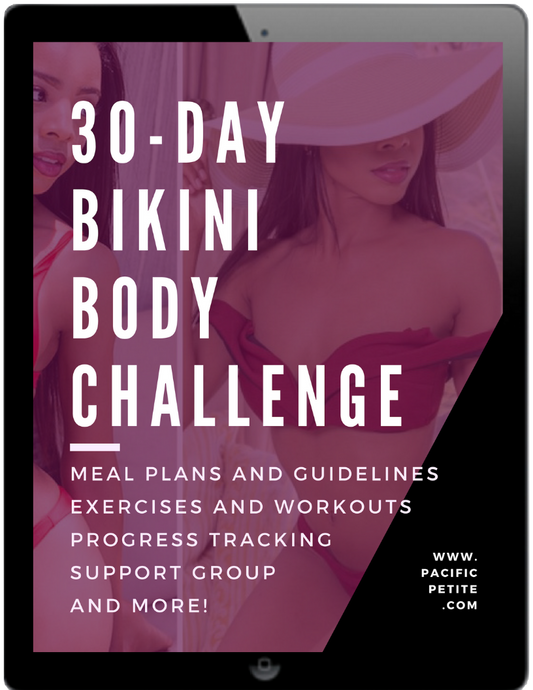 30 - Day Bikini Body Challenge Bundle - PRESALE