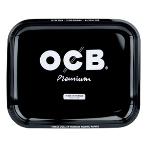 OCB Premium Metal Rolling Tray-Higher Mentality