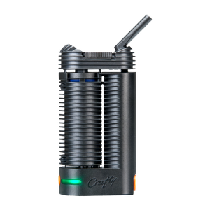 Crafty Vaporizer black