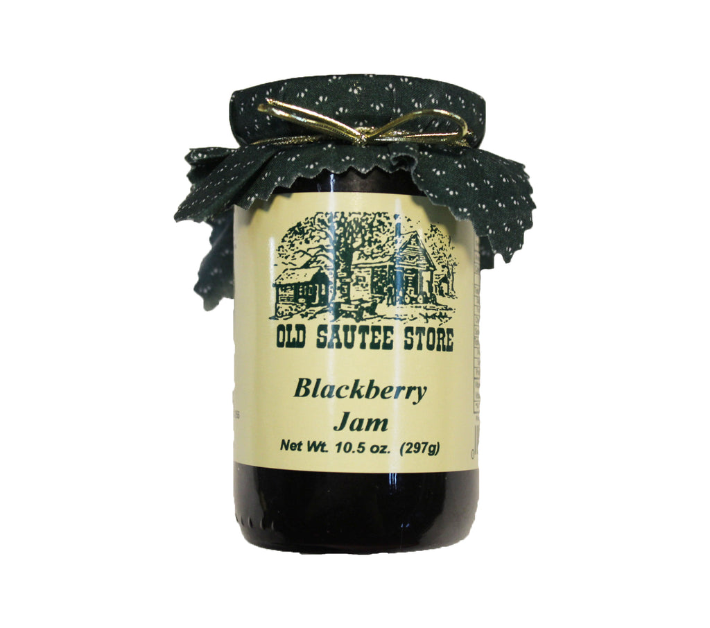 Blackberry Jam (10.5 oz.)