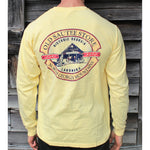 Old Sautee Store Long Sleeve Shirt (Butter)