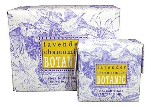 Greenwich Lavender Chamomile Bar Soap