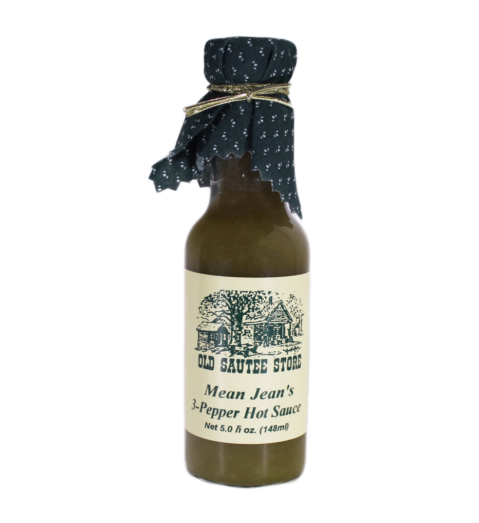 Mean Jean's 3 Pepper Hot Sauce