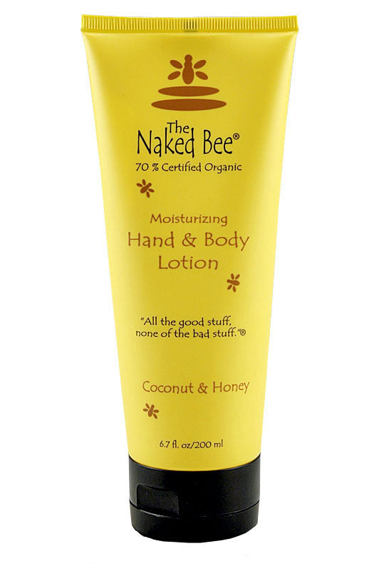 Naked Bee Coconut & Honey Lotion