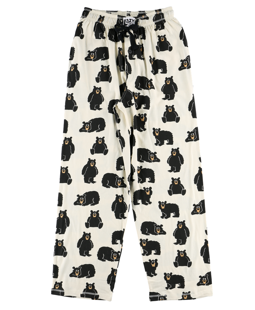 Papa Bear Pajama Pants