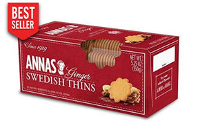 Annas Swedish Thins (Ginger)